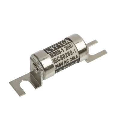 Lawson 10A 230/240V LST Industrial Fuse