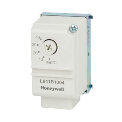 Honeywell Pipe Thermostat)