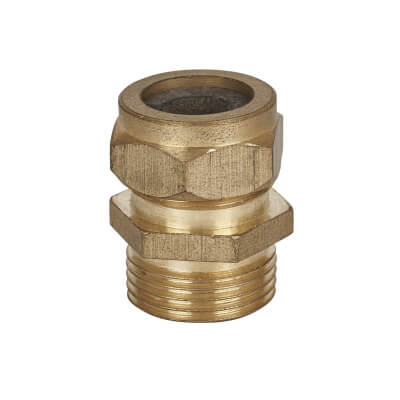 20mm Brass TRS Gland