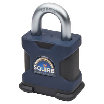 Squire High Security Padlock - 27 x 50mm - Keyed Alike