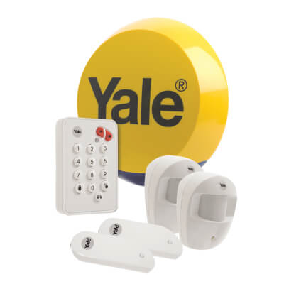 Yale Easy Fit Standard Alarm)