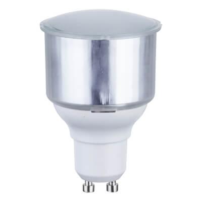 11W GU10 Low Energy Lamp - Cool White)