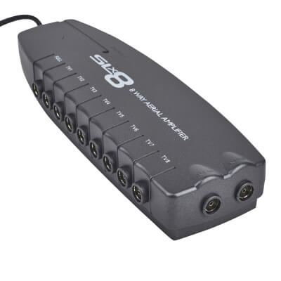 8 Outlet Signal Booster)