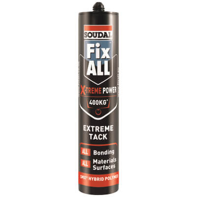 Soudal Fix All - X-treme Power - 290ml - White)