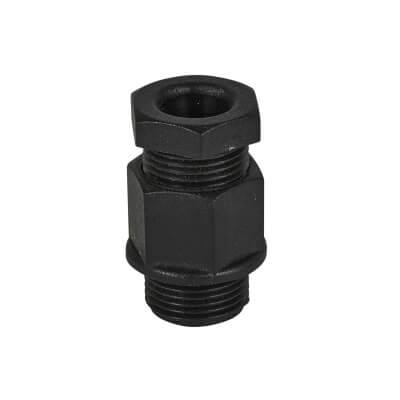 PVC TRS Gland - 20-20mm - Black)