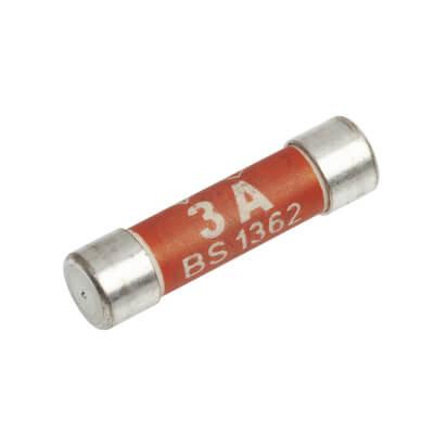 Lawson 3A Plug Top Fuse