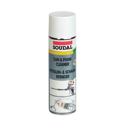 Soudal Gun and Foam Cleaner - 500ml)