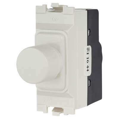 MK 4 - 70W 1 Module LED Grid Dimmer - White)