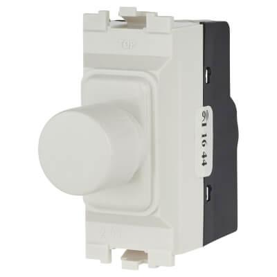 MK 4 - 70W 1 Module LED Grid Dimmer - White)
