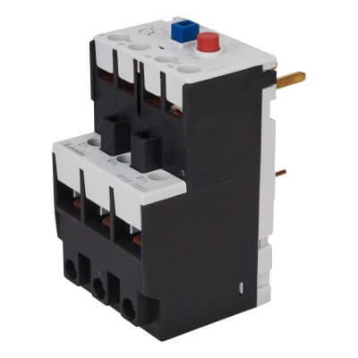 1-1.6A 3 Pole Overload Relay