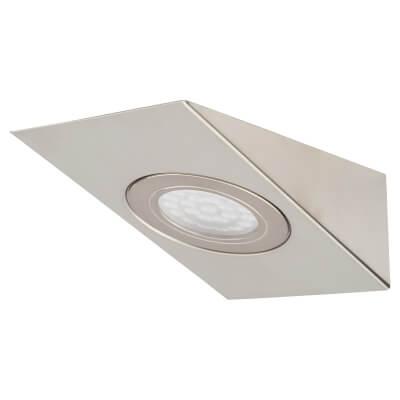 21 LED Under Cabinet Wedge Light - Warm White)