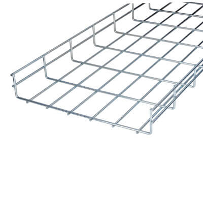Zinc Basket Cable Tray | Cable Management | Page 1 | ElectricalDirect