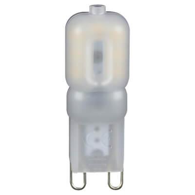 Forum InLight G9 Capsule LED - Warm White - Frosted Finish)