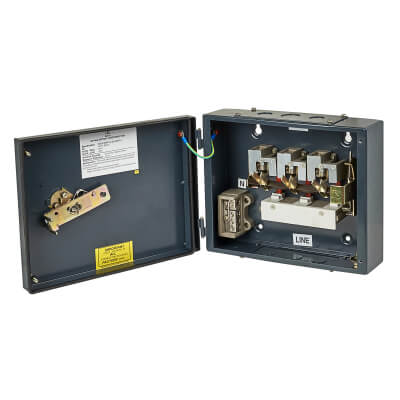 CED 63A 3 Phase Switch Isolator