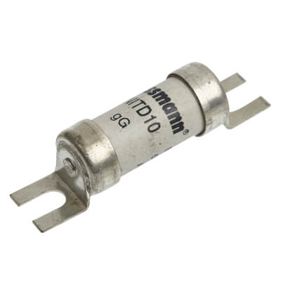 Lawson 10A 400/415V NIT Industrial Fuse-Links with Bolt Connections