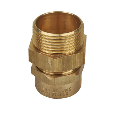 M.I.C.C 4H4 Cable Gland - Pack 10)