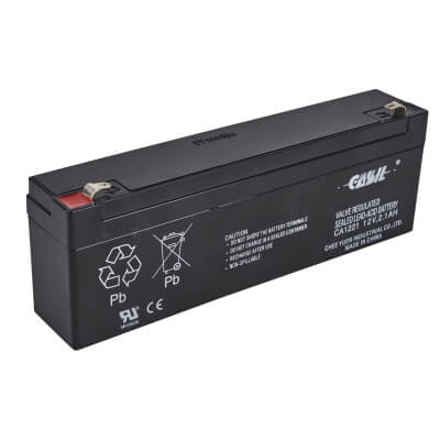 Battery For Alarm Panel - 2.1Ah)