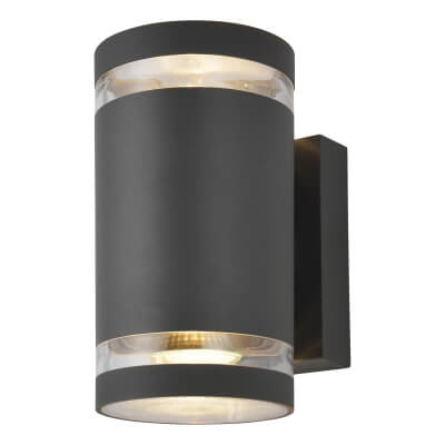 Up/Down Light - Anthracite Grey