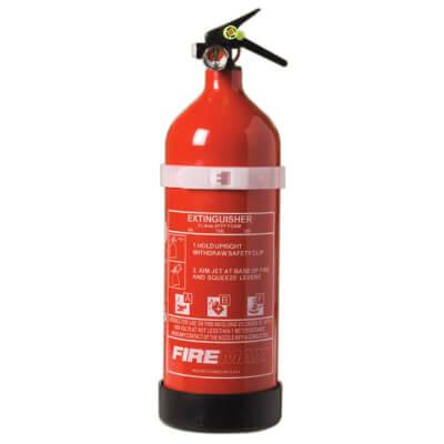 Foam Fire Extinguisher - 2 litres