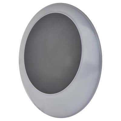 Integral LED 13W GeoLux Outdoor Wall Light - Dark Grey)