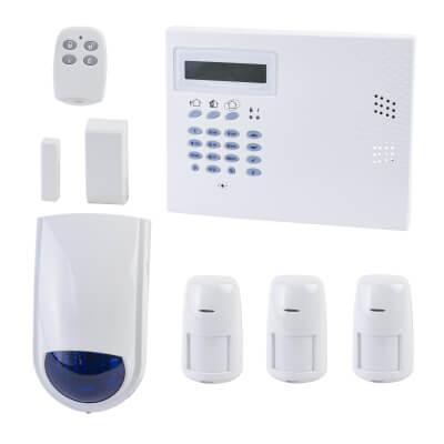ESP Infinite Prime Wireless Alarm Kit)