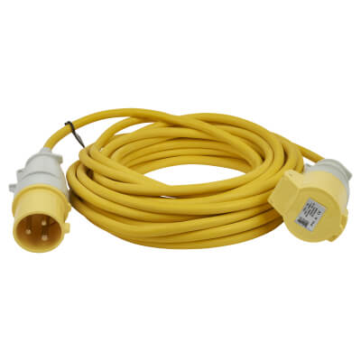 32A Extension Lead - 2.5mm - 14m)
