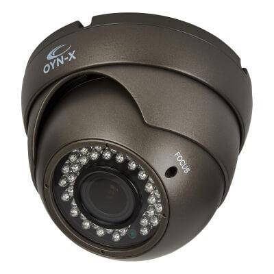 Qvis IP66 Varifocal Camera Dome - 1080 - 4MP - 30 Metres)