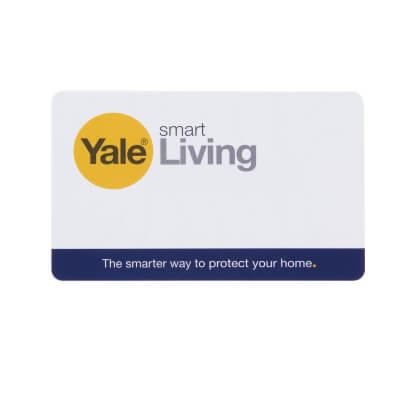 Yale Keyless Nightlatch RFID Key Card - Pk 2
