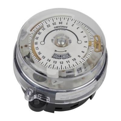 Sangamo Quartz Timer 24Hr - 20A - 4 Pin)