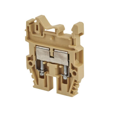 DIN Rail Terminal Block - 4mm