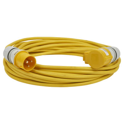 16A Extension Lead - 2.5mm - 14m)