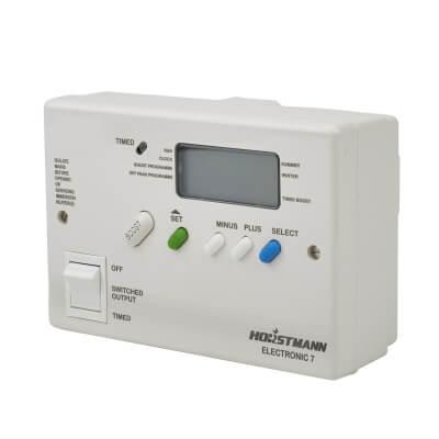 Horstmann Economy 7 Immersion Heater Control - White)