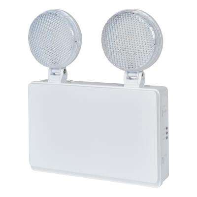 3W LED TwinSpot - Wall Mounted)