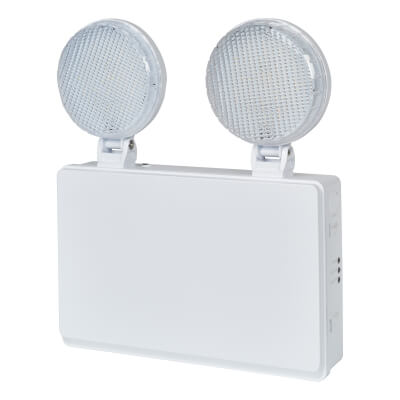 3W LED TwinSpot - Wall Mounted)