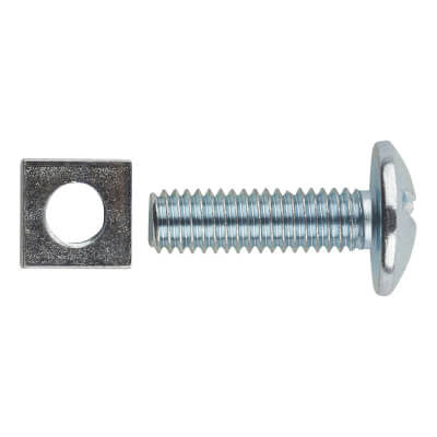 Roofing Bolt - M6 x 20mm - Pack 200)