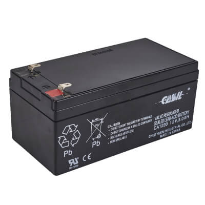 Battery For Alarm Panel - 3.0Ah