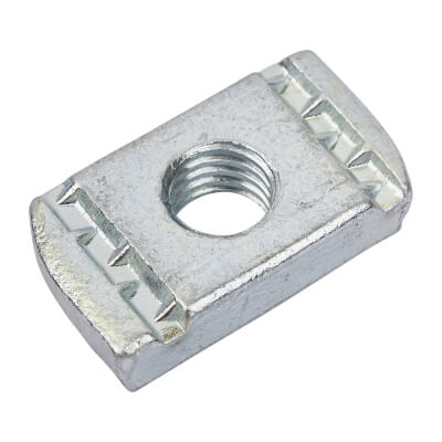 Slotted Channel Nut - No Spring - M10)
