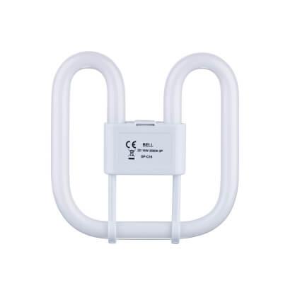 2D 16W 2 Pin Lamp - Cool White - Colour Temperature 835)