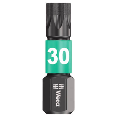 Wera Impaktor Torx Bit Single - TX30 x 25mm)