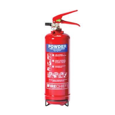 Dry Powder Fire Extinguisher - 2 Litre