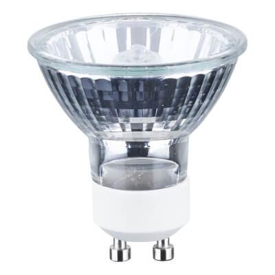 50W 240V GU10 Halogen Spotlight Lamp - 38° Beam Angle)