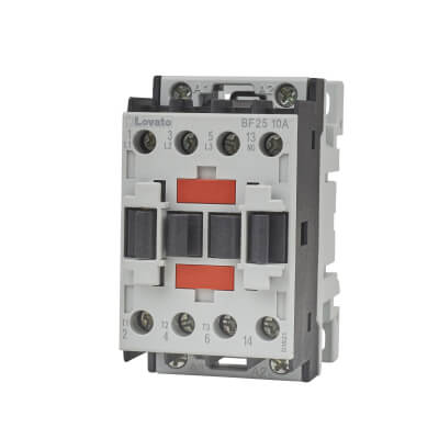 Lovato 25A 230V Three Pole Contactor