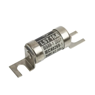 Lawson 16A 230/240V  LST Industrial Fuse
