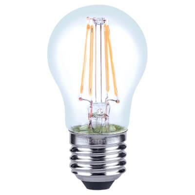 Integral LED 4.5W Mini Globe Dimmable Filament Lamp - E27 - 2700K )