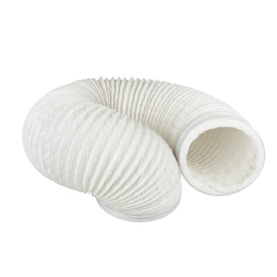 Manrose 6 Inch Flexible Ducting - PVC)