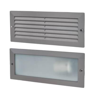 40W Brick Light - Textured Grey)