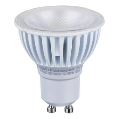 Megaman 4W LED GU10 Spotlight Lamp - Daylight)