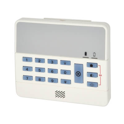 ESP Remote Keypad)
