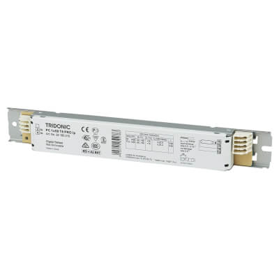 1 x 58W T8 High Frequency Ballast)