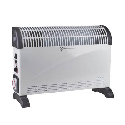 2kW Convector Heater with Turbo
